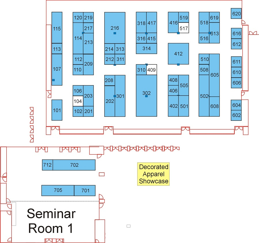 Sands Expo And Convention Center Floor Plan 100